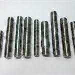 alloy718 / 2.4668 iplik çubuğu, dişli boltlar din975 / din976