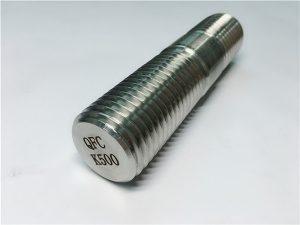 №62-Monel K500 yivli çubuq