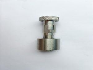 №95-SS304, 316L, 317L SS410 Dəyirmi qoz, standart olmayan bağlayıcı ilə dartıcı bolt
