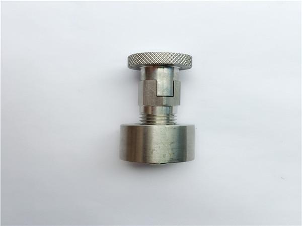 ss304, 316l, 317l, ss410 yuvarlaq qozlu, qeyri-standart bərkidici vaqon bolt