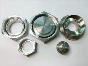 Neft və qaz sənayesində istifadə olunan 988-1.4410 UNS S32750 2507 boru fişli soket hex fiş