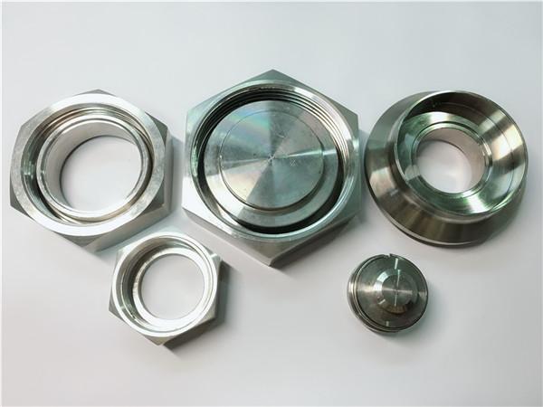 Neft və qaz sənayesində istifadə olunan 1.4410 uns s32750 2507 boru fişli soket hex fiş