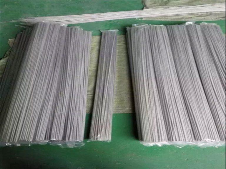 W.Nr.2.4360 super nikel lehimli monel 400 nikel çubuqları