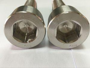 bərkidicilər istehsalçıları DIN 6912 titan altıbucaqlı yuva başlıq boltu